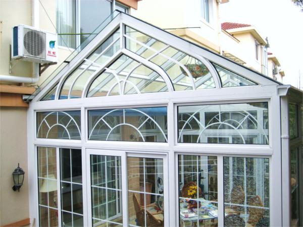 铝包钢结构阳光房-上海锐丽门窗有限公司